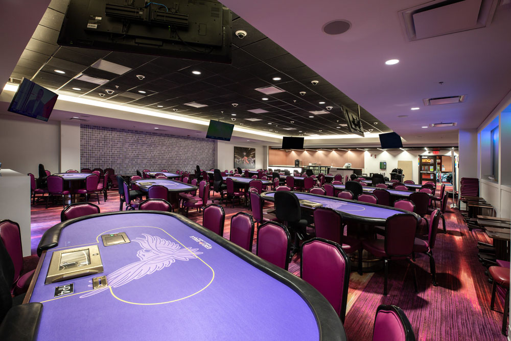 Grey Eagle Poker Room