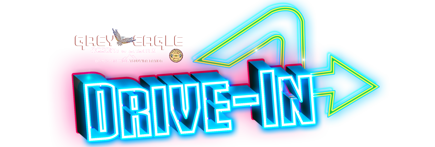 Coming soon! LIVE music is back at the Grey Eagle Drive-In beginning May 1st, 2021.